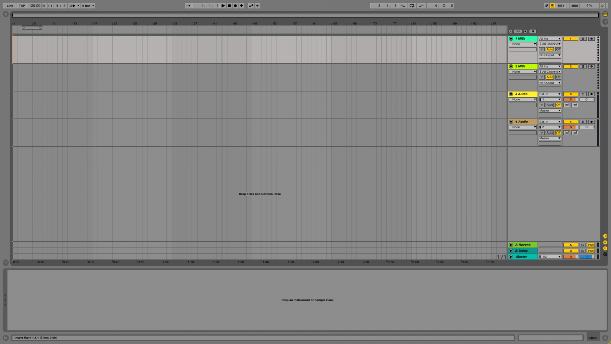 How to Loop in Ableton